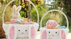 kids filled easter baskets splurge holds easter basket drive for children in need