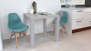 Grey And Turquoise Kitchen by Modern Grey High Gloss Table Kitchen Table Uk