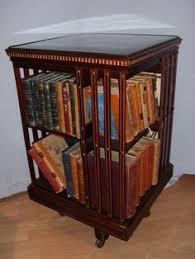 Danner Revolving Bookcase Pat U0027d 1883 Sargent Mfg Arts U0026 Crafts Oak Revolving Bookcase 22