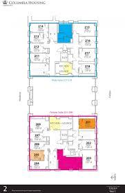 childcare floor plan furnald hall housing