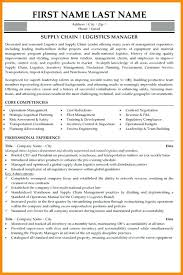 Logistics Coordinator Resume Sample 100 Sample Resume Of Supply Chain Manager Cheap Analysis Essay
