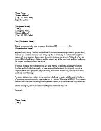 thank you for donation letter gplusnick