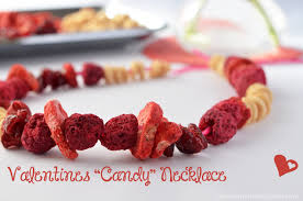 Edible Candy Jewelry All Natural Candy Necklace Healthy Ideas For Kids