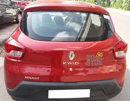 renault kwid red colour renault kwid 1 0l m t drive review page 2