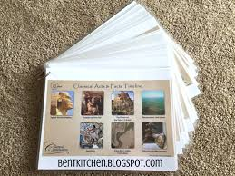 the bent kitchen how to make your own portable cc timeline cards