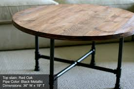 Home Design Gems Free Fabulous Rustic Round Coffee Tables With 60 Inch Rustic Round