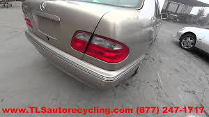 parting out 2000 mercedes e320 stock 5236gr tls auto recycling