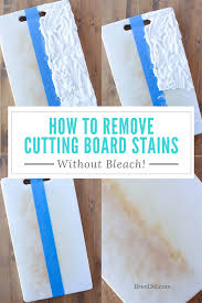 what is the best way to clean stained wood cabinets how to remove stains from plastic cutting boards bren did