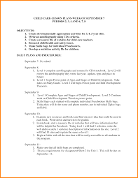 Child Care Provider Resume Sample by Resume For Child Care Teacher Resume For Your Job Application