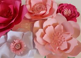 paper flower centerpieces paper flower centerpiece paper flower wall large paper flowers