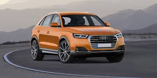audi q3 dashboard 2018 audi q3 price specs and release date carwow