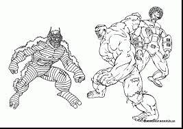 spectacular hulk coloring pages printable incredible hulk