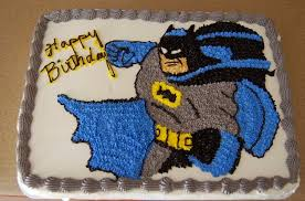 25 incredible batman cakes for your next batman themed birthday