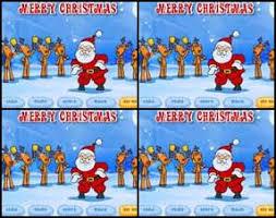 merry christmas e card 3 free games flash ghetto