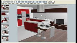 dessiner sa cuisine en 3d logiciel de cuisine 3d