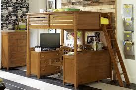 full size loft bed frame