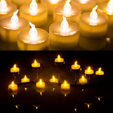 halloween led candles led tea lights