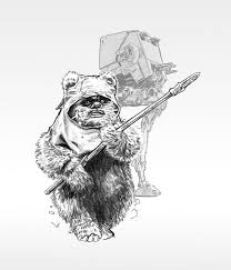 26 best ewok images on pinterest starwars wicket ewok and costumes