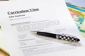 Resume CV writing tips Carpinteria Rural Friedrich