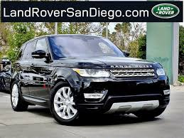 san diego used lexus for sale used 2017 land rover range rover sport for sale in san diego ca