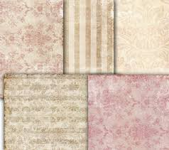 Shabby Chic Wallpapers by Decoupage Vintage Wallpaper Damask Shabby Chic By Memoriespictures