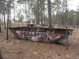 amphibious dodge truck johns blog abandoned marine amphibious lvt