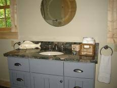 Bathroom Vanity Installation How To Replace A Bathroom Vanity How Tos Diy