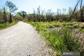 Crime Map Atlanta by Cochran Shoals Trail At The Chattahoochee River