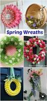 spring wreaths spring inspiration hoosier homemade