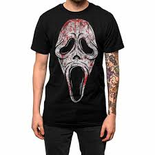 did you know that ghostface from scream is the most popular