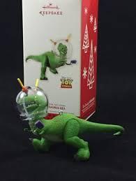astro rex disney pixar toy story hallmark holiday ornament