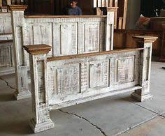 Distressed White Bedroom Furniture by Whiskey Barrel Sleigh Bed Rustic Gray Glass Houses Pinterest