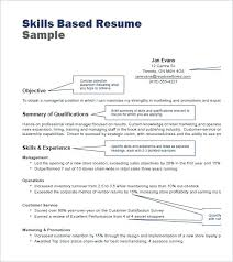 resume skills and abilities retail exles of cover this is resume skill exles goodfellowafb us