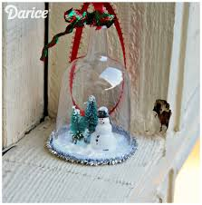 snow globe ornaments rainforest islands ferry