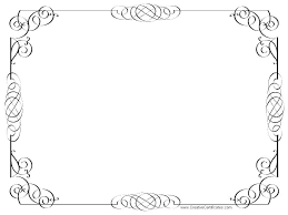 templates for borders powerpoint background templates border