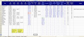 Farm Record Keeping Spreadsheets by Fias Co Farm Kidding Spread Sheet
