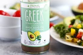 greek kale salad with avocado the real food dietitians