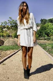 white sundresses with cowboy boots naf dresses
