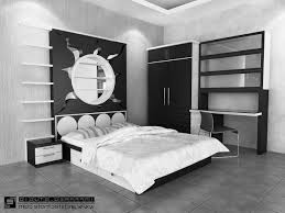 White Romantic Bedroom Ideas Modern Black White Bedroom Ideas And Awesome Glass Wood Design