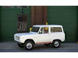 1966 ford bronco for sale on classiccars com 8 available