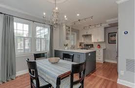 Kitchen Peninsula Cabinets 30 Gray And White Kitchen Ideas Designing Idea