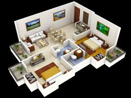 Paddy Engineering Consultant Autocad 3d House Plans