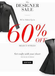 designer sale saks fifth avenue clothing accessories new york designer sale