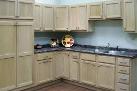 Oak Cabinets In Kitchen by Unfinished Oak Kitchen Cabinets Bargain Outlet