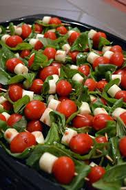easy caprese appetizers diy savvy home health pinterest