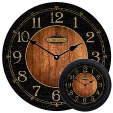 black u0026 wood clocks collection the big clock store