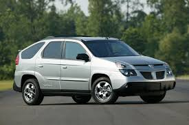 pontiac aztek the car top 10 worst cars of the last 50 years by car magazine