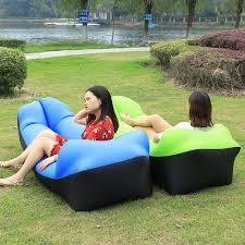 siege air transat gonflable canapé lit d air air transat chaise cing laybag