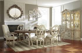 american drew dining table jessica mcclintock boutique oval trestle dining table by american