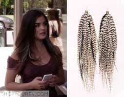 feather earrings s shop your tv pretty liars season 5 episode 16 s